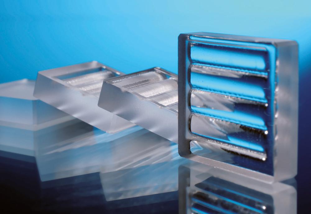 laser polishing of glass and plastics fraunhofer ilt. Black Bedroom Furniture Sets. Home Design Ideas