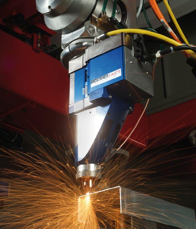 Laser Beam Cutting Fraunhofer Ilt