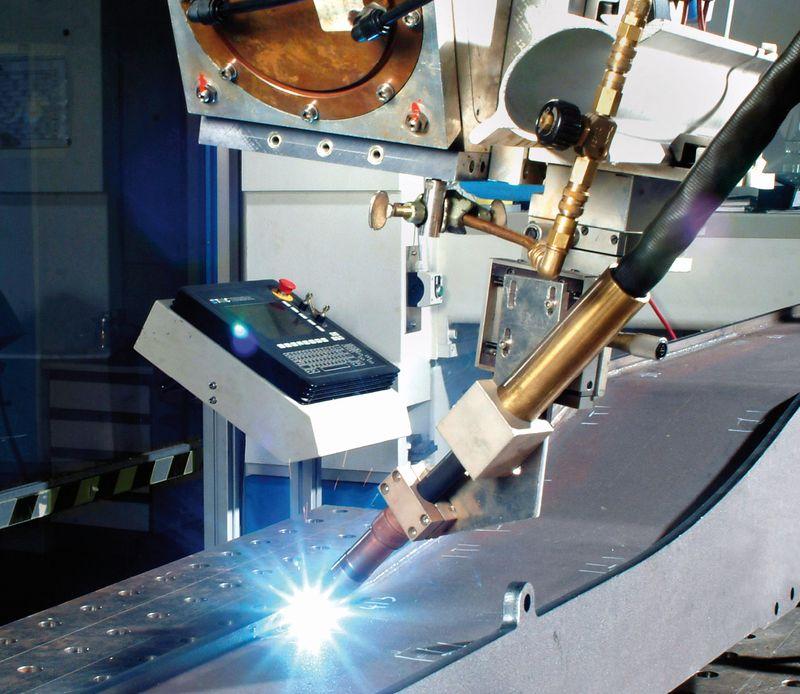 Laser Beam Welding Of Metallic Materials Fraunhofer Ilt